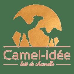 logo camel-idee lait de chamelle camel milk 250